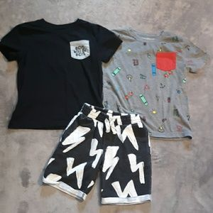 Okie dokie boys size 5t set